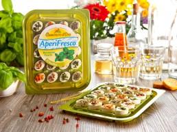 Formaggio per aperitivo - AperiFresco al basilico