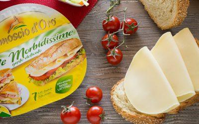 formaggio a fette - Fette Morbidissime di Camoscio d'Oro