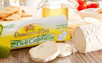 formaggio da latte di capra