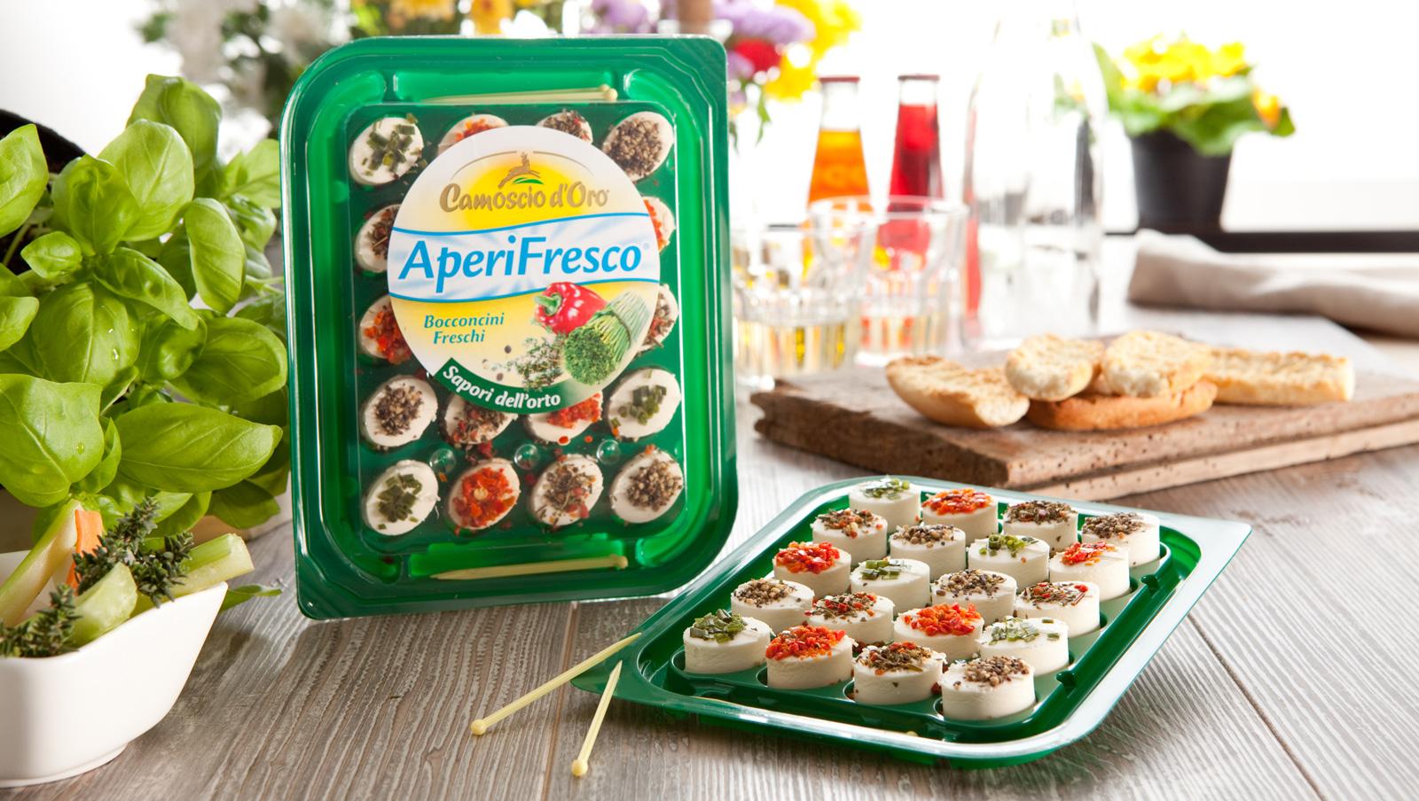 Formaggio per aperitivo - AperiFresco Sapori dell'orto