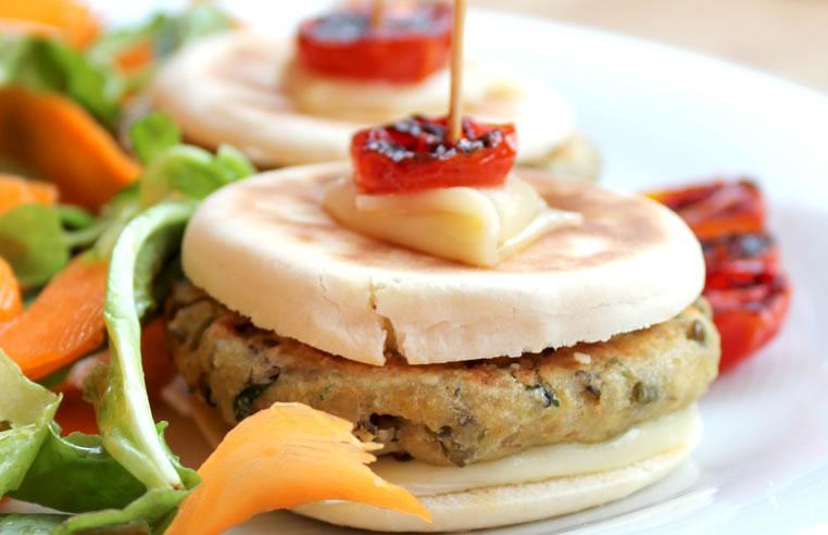 tigela hamburger
