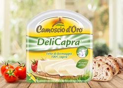 formaggio a fette formaggio di capra DeliCapra