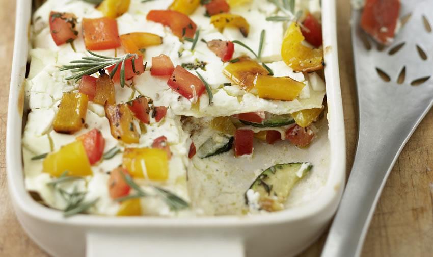 lasagne alla mediterranea