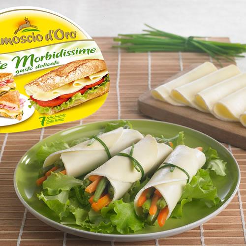 ricette con formaggio a fette