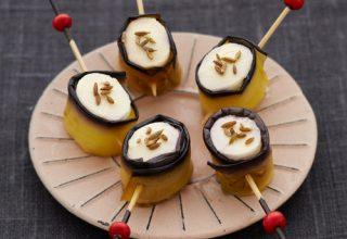 ricetta per aperitivo con melanzane e AperiFresco
