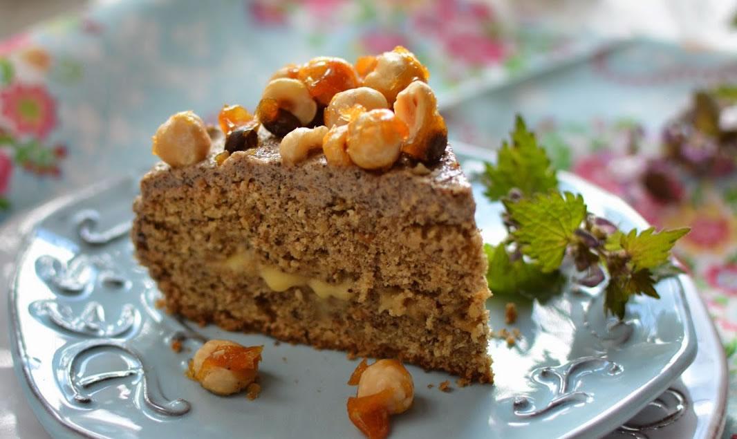 torta con Latte di Capra